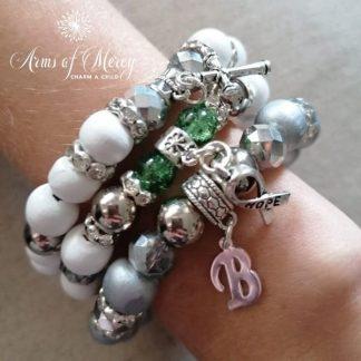 Little Miracle Bracelets © Arms of Mercy NPC