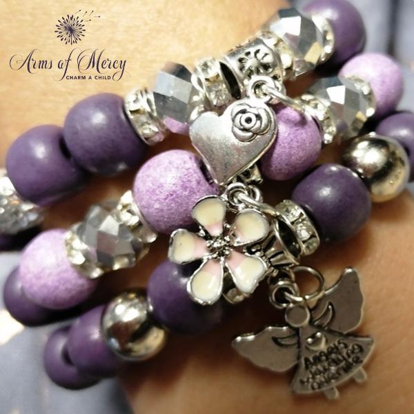 Pieces of Me Bracelets © Arms of Mercy NPC