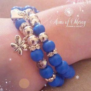 Hope and Love Bracelets © Arms of Mercy NPC