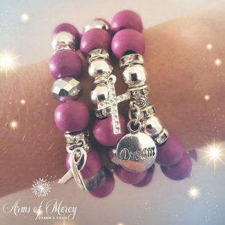 Dare to Dream Bracelets © Arms of Mercy NPC
