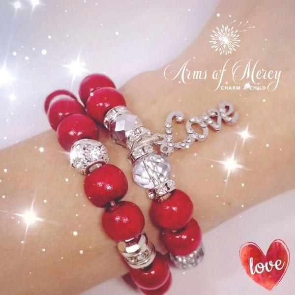Valentine`s Bracelet Set © Arms of Mercy NPC