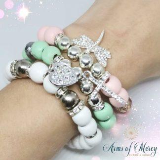 Heart of Hope Bracelets © Arms of Mercy NPC