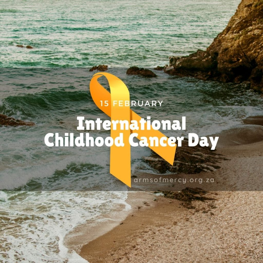 International Childhood Cancer Day 15 February