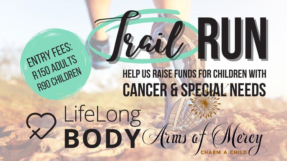 13 March 2021: Trail Run for Charity at Elohim`s Farm