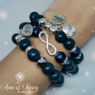Eternal Love Bracelets © Arms of Mercy NPC