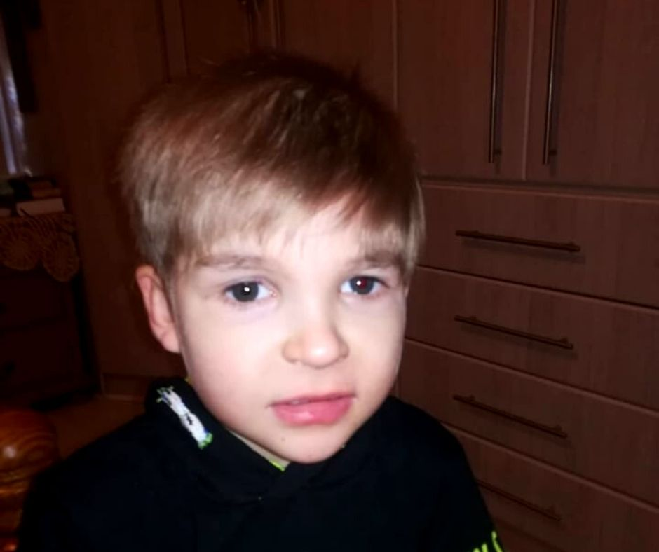Fundraising for Louis Taylor – Unnamed Rare Disease