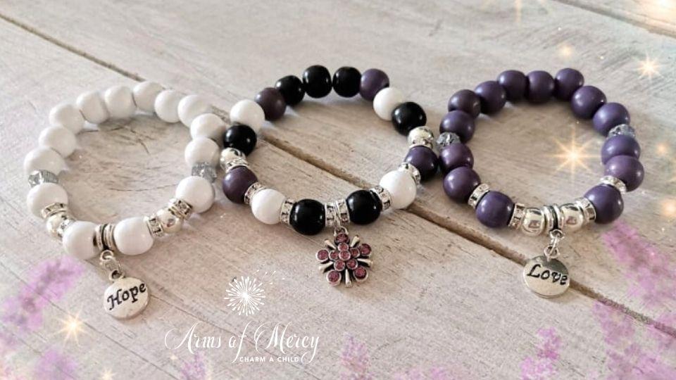 See God`s Beauty Bracelets © Arms of Mercy NPC