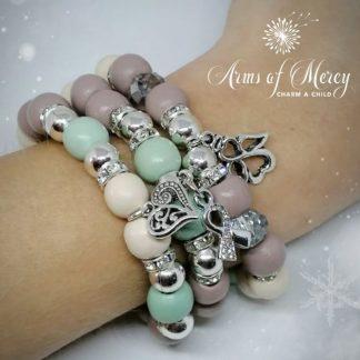 Shine Your Light Bracelets © Arms of Mercy NPC