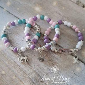 Unicorn Bracelets © Arms of Mercy NPC