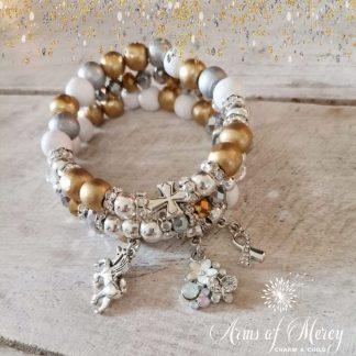 Grow in Grace Bracelets © Arms of Mercy NPC